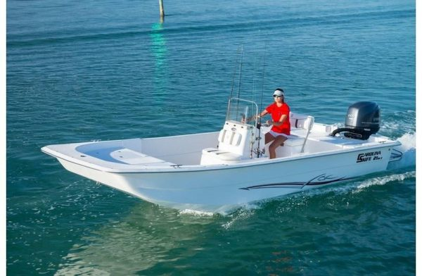 Image of 24' Carolina Skiff