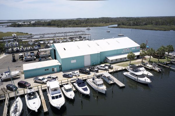 Image of twin Rivers Marina Boat Barn and Wet Slips